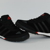 Кроссовки Adidas Daroga black\red