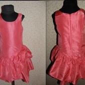 Праздничное платье Next 6лет(116 см)Мега выбор обуви и одежды!