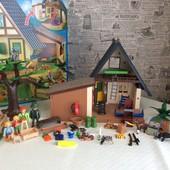 Playmobil 4207 Домик лесника - состояние и комплектация 100%