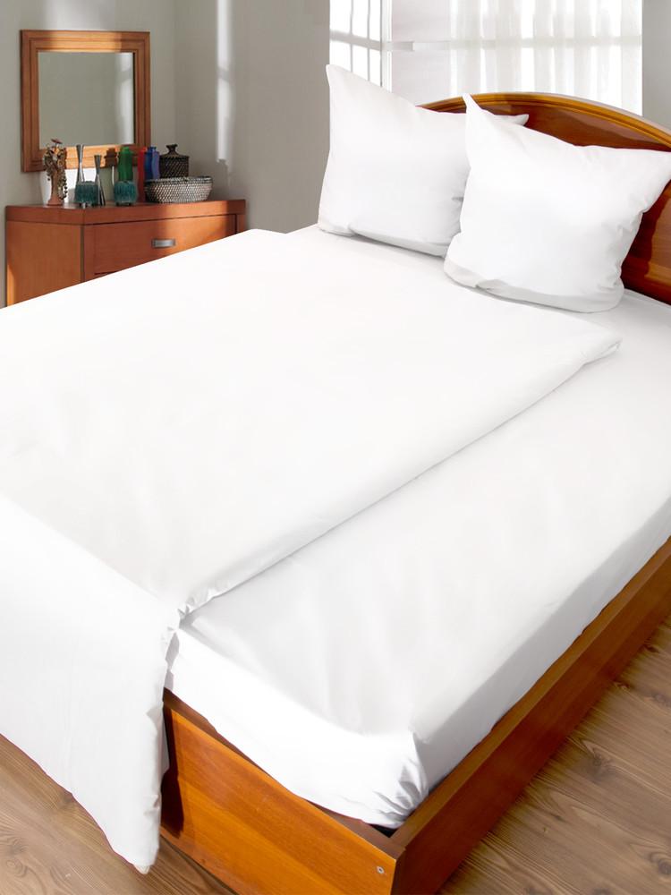 Комплект постельного бязь отбелена фото №1