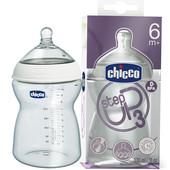 Бутылочка для кормления Chicco Чико Step Up3 пластик 330 мл