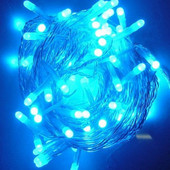 Гирлянда 230 светодиодов силиконовый шнур НЕОН