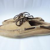 Кожаные туфли р.45  (стелька 29см)