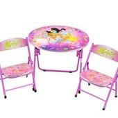 Детский столик DT 22-15 H2 Винкс со стульчиками
