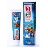 Детская зубная паста Perioe Kids со вкусом жвачки для мальчиков 6-9 лет