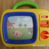 іграшка телевізор