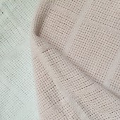 Розовый, маленький плед Mothercare 70*90 см.