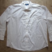 Рубашка белая 52-54