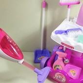 Качественный детский игровой набор для уборки арт. 5938-51