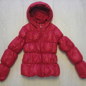 Пуховая куртка Benetton 150-160 рост (подросток)