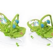 Детский шезлонг BT-BB-0001 Green