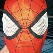 Маска человека паука фирменная. УП 0грн.