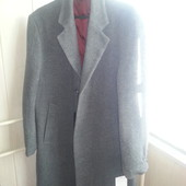 Цена снижена!! Стильное мужское пальто M-L