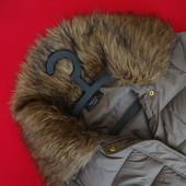 Куртка пальто George зима размер M-L