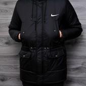 Распродажа Мужская зимняя парка Nike