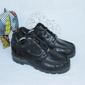 42 27,5см Rockwood Натуральные кожаные мужские ботинки на платформе