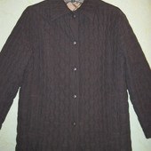 Демисезонная , стёганая куртка Италия, XL