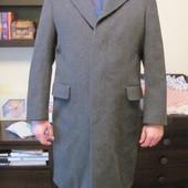пальто шерсть Англия Austin Reed 42R