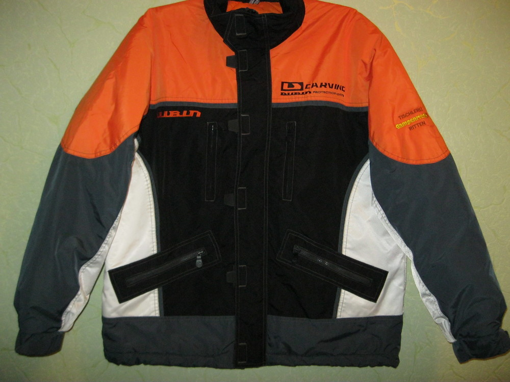 Крутая куртка Dubin Carving protection system. Италия 54/58р. фото №1