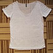 Бронь. Naf Naf, оригинал, футболка, размер S.