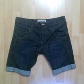 Фирменные джинсовые шорты 30-32 р.