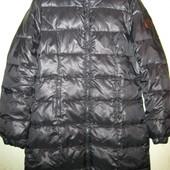 Фирменное, лёгкое пальто-пуховик Phard, размер S Оригинал.