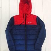 """Мужская курточка """"Nike""""супер качество"""