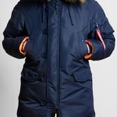 Куртка Olymp Alyaska Slim fit, р. S-5xl, зима -30c, код cve-0004