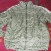 Мужская зимняя фирменная куртка Puma 52-54