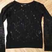 Нарядная кружевная блуза от tally weijl