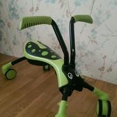 Ролоцикл беговел для самых маленьких от 1 до 3 лет