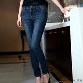 Темно-синие качественные джинсы Diesel 29/34
