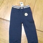 новые теплые штанишки от George