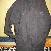 Куртка утеплённая,прорезиненная,р.52-54.Финляндия.