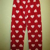 Классные, плюшевые, домашние, пижамные штаны.