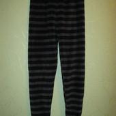 Классные, плюшевые, домашние, пижамные штаны. Primark 158см.