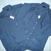 Primark мужские новые рубашки S р-р,сток