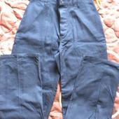 Брюки джинсовые 48 р-р