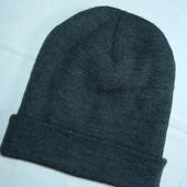 Мужская удлиненная шапка,можно на большую голову США,сток