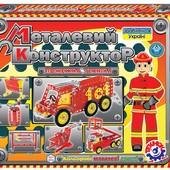 Пожарная техника ТехноК Конструктор металлический