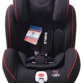 Автокресло Eternal Shield Honey Baby Isofix (черный)