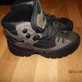 (№і276) кожаные ботинки 39-40 р Lowa