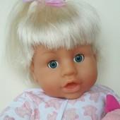 Кукла куколка пупсик 42 см