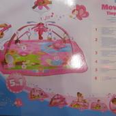 Музыкульный коврик Tiny Love (Тайни Лав)для девочек.