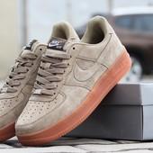 Кроссовки мужские Nike Airforce sand