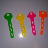 Ключики Tootsietoy