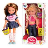 Кукла Паолина Paolina,говорящая, 32 см
