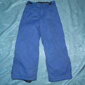 Зимние брюки Pleasure - р.128