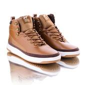 Мужские зимние кроссовки 11009 с завышенными бортами, р.43-44