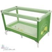 Манеж кровать Baby Design Simple New